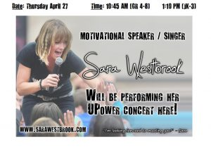 Sara Westbrook UPower Presentation